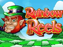Игровой аппарат Rainbow Reels в онлайн казино