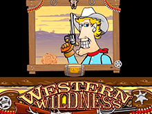 Аппарат на деньги Wild West