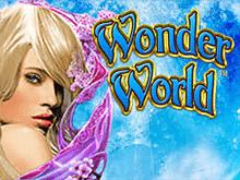Аппараты на реальные деньги Wonder World