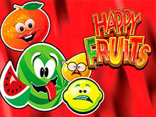 Баккара на деньги Happy Fruits
