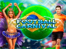 Запускайте онлайн на сайте автомат Football Carnival