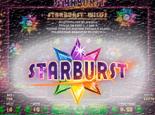 Starburst: начните играть онлайн в игровой аппарат
